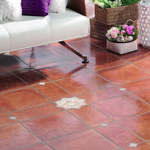 Cotto Nature tile collection