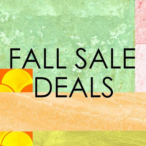 Fall 2019 Special Deals tile collection
