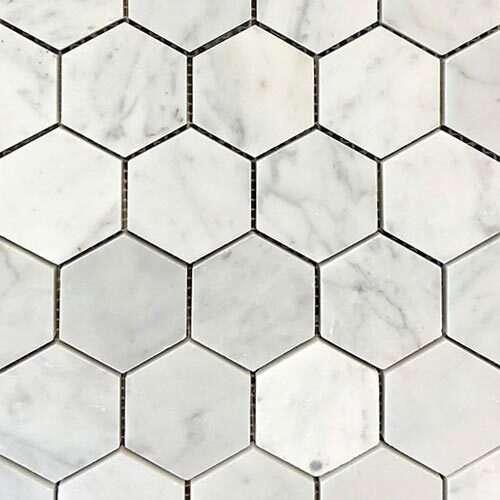 Marble Mosaics tile collection