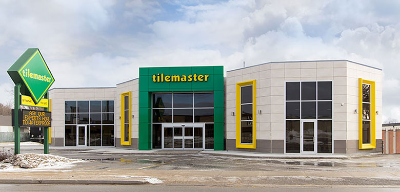 Tilemaster Showroom in Barrie