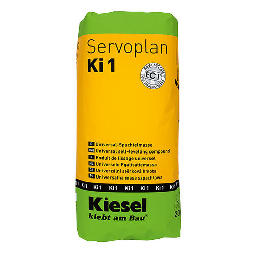 Servoplan ki1 for concrete 20 kg