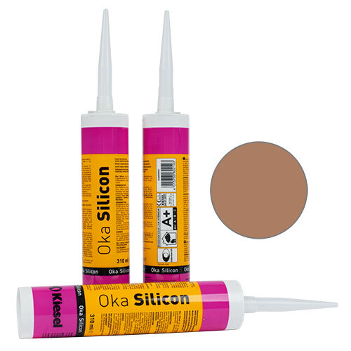 Oka silicone light brown (hellbrown)