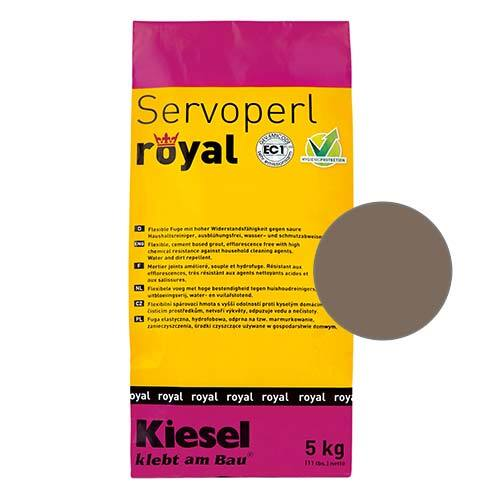 Servoperl royal grout - bahama 5kg
