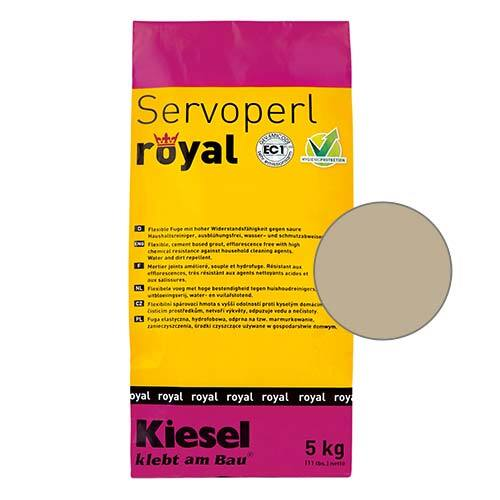 Servoperl royal grout - camel 5kg