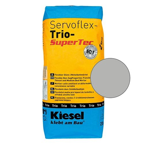 SERVOFLEX-TRIO-SUPERTEC GREY 20 KG