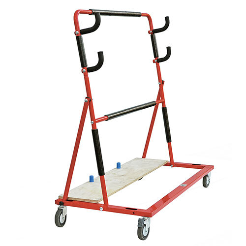 GOAL EVO Boogie Transport Cart for Large Format Tiles