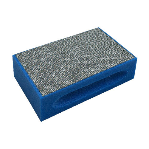MASTERTECH Medium Diamond Pad Blue