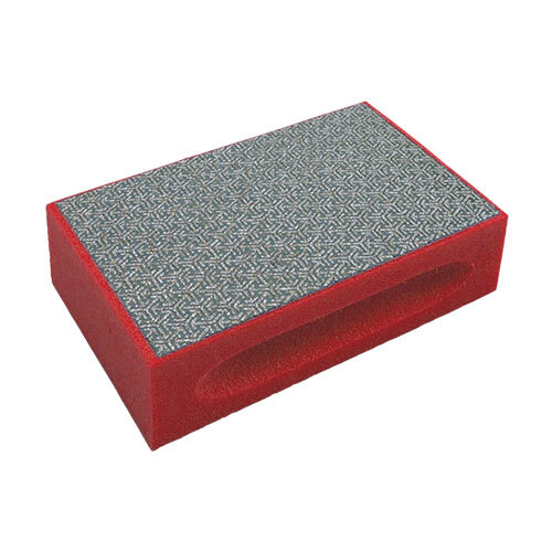 MASTERTECH Fine Diamond Pad Red