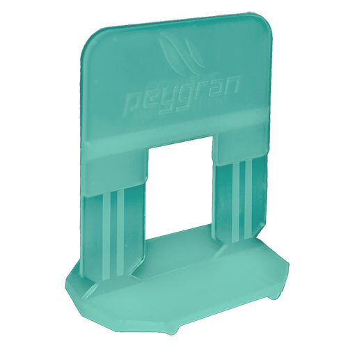 Peygran Tile Levelling System Clips<br>3mm - 1500 Pack