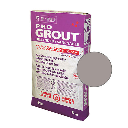 Unsanded Cement Grout