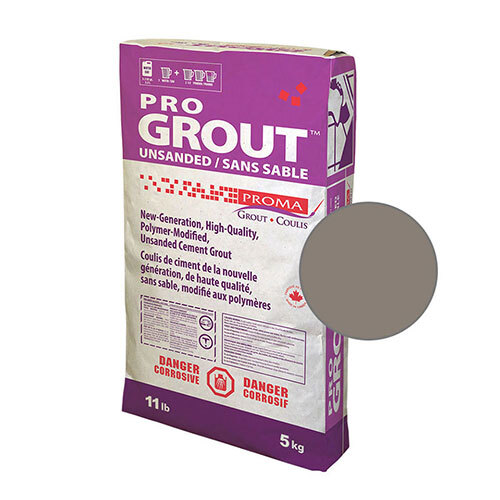 PRO GROUT UNDANDED CHAMOMILE 5kg
