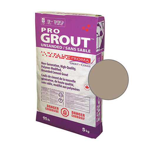 PRO GROUT UNSANDED SAHARA BEIGE 5kg
