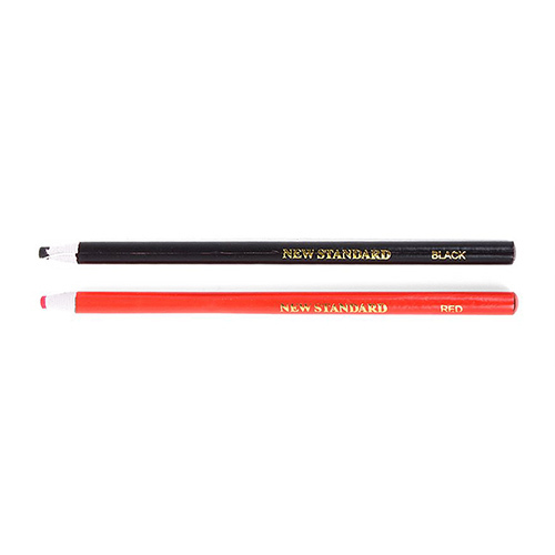 Tile Markers 2pc Black & Red