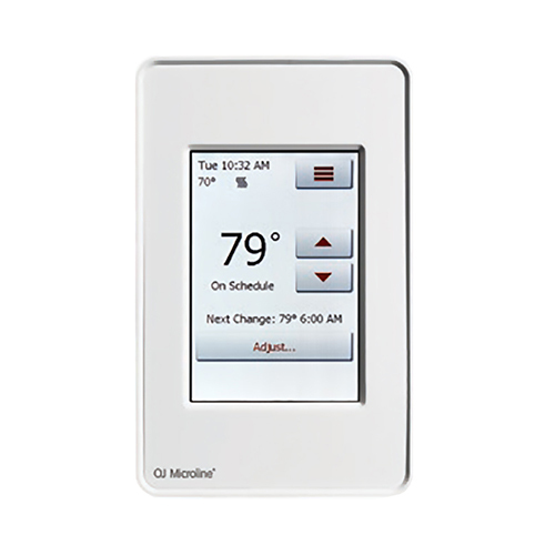 Programmable Touchscreen Thermostat