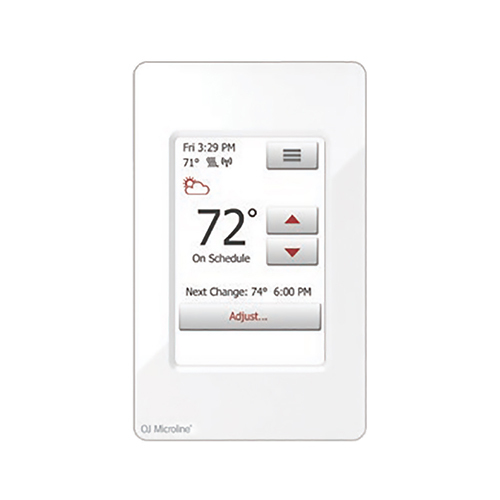 Programmable Wifi Touchscreen Thermostat