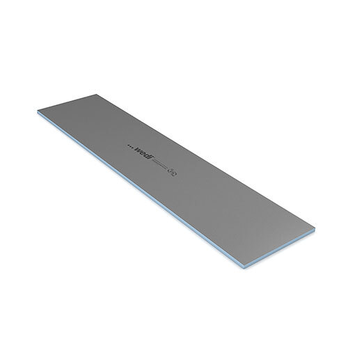"Wedi building panel  2' x 8' x 1"" (600 x 2500 x 25.4 mm)"