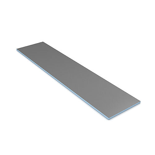 "Wedi building panel 2' x 8' x 1 1/4"" (600 x 2500 x 30 mm)"