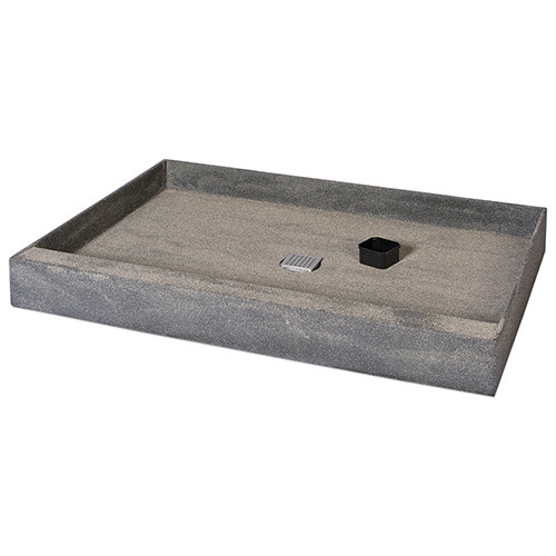 wedi OneStep Shower Base 32