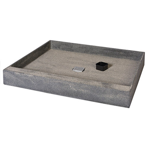 wedi OneStep Shower Base 36