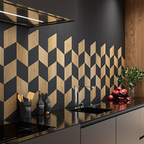 Backsplash-evoke-black-wood