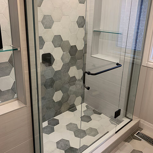 Bathroom-shower-hexagon