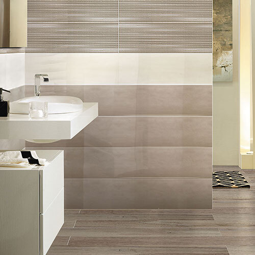 Bathroom - Porcellana Gloss Porcelain