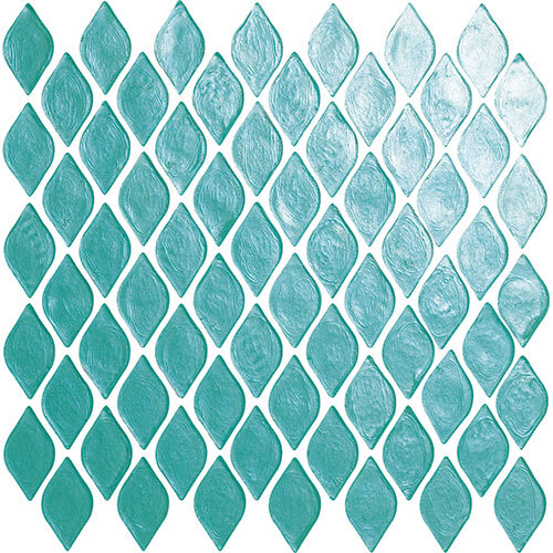 Green & Sage Tile Series - 12