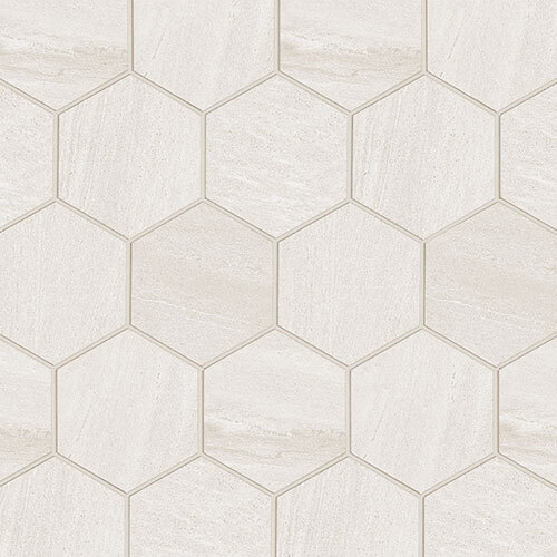 Porcelain Tile Series - Comfort S White 14