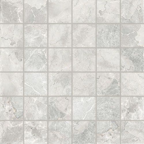Small Tile Series - Excalibur Bianco 2