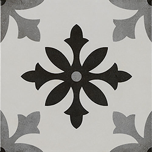 Encaustic & Decor Tile Series - 8.75
