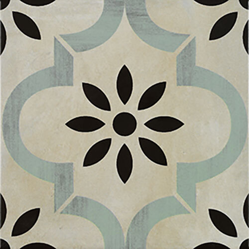 Porcelain Tile Series - 8.75