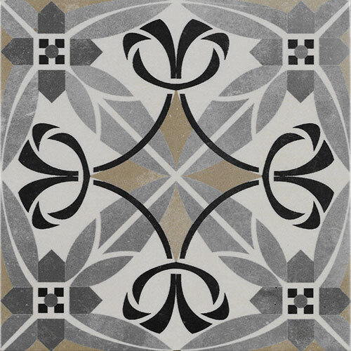 Encaustic & decor tile Look