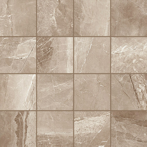Small Tile Series - Kashmir Taupe Matte 3