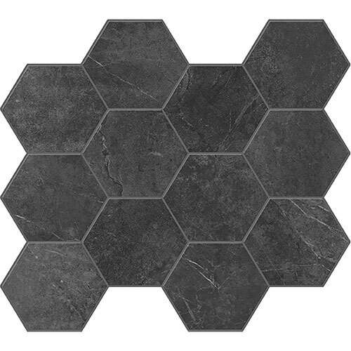 Black Tile Series - 3