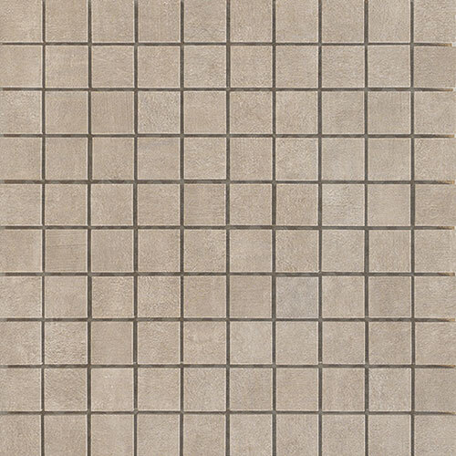 Small Tile Series - Icon Taupe Back 1